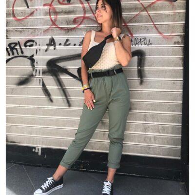 pantalones de mujer - la gaviota - tienda de complementos