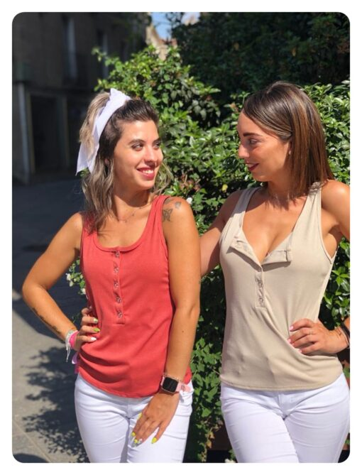 Camisas de moda mujer